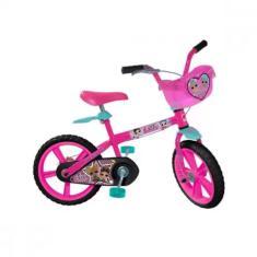 Imagem de Bicicleta Bandeirante Lazer Aro 14 Lol