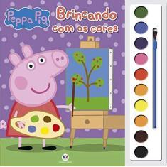 Peppa Pig: Brincando com as Cores - Ciranda Cultural - 9788538083306
