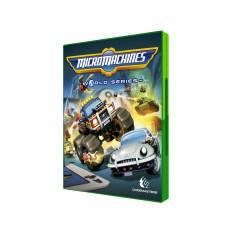 Jogo Micro Machines World Series Xbox One Codemasters