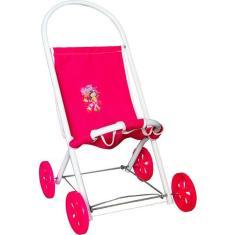 Imagem de Carrinho Boneca Bebê Reborn Brinquedo Dobravel Menina Mini