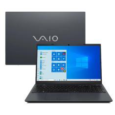 "Notebook Vaio FE15 VJFE51F11X-B0111H Intel Core i3 8130U 15,6"" 4GB HD 1 TB 8ª Geração Windows 10"