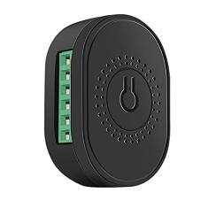 Imagem de Serenable Wi-fi Interruptor de Luz Inteligente Universal Disjuntor Temporizador Inteligente APP Controle Remoto Sem Fio Compatível com O Google em Casa -  16A