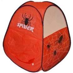 Imagem de Barraca Toca Infantil Aranha Spider 70x70x90cm - Company