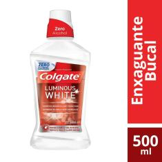 Imagem de Enxaguante Bucal Colgate Luminous White 500Ml
