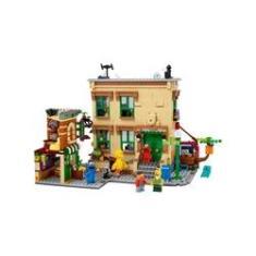 Imagem de Brinquedo De Montar Lego Ideas Vila Sésamo 1367 Peças 21324