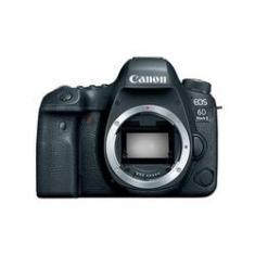 Imagem de Câmera Canon EOS 6D Mark II Somente o Corpo Revenda Autorizada Com Garantia Canon Oficial e Nfe