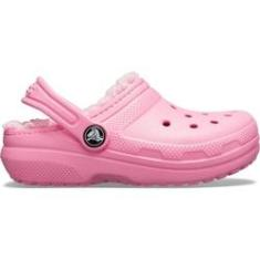 Imagem de Crocs Classic Lined Clog K Pink Lemonade