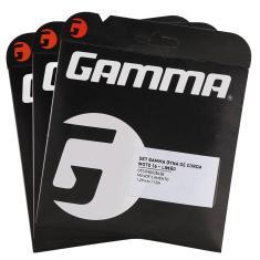 Imagem de Corda Gamma Dyna 16L 1.29mm Verde Limão - Pack com 03 Sets