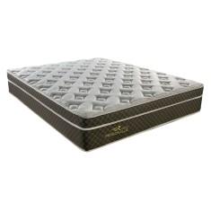 Colchão Queen Size Molas Ensacadas/Pocket Plumatex D33 Visco Personalle 158 x 30 x 198 cm