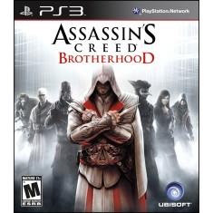 Jogo Assassin's Creed: Brotherhood PlayStation 3 Ubisoft