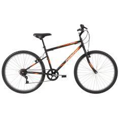 Bicicleta Caloi 7 Marchas Aro 26 Freio V-Brake Twister Easy