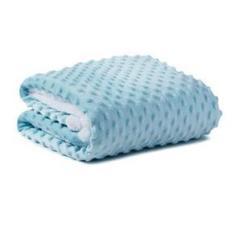 Imagem de Manta Cobertor Para Bebê Pipoquinha Sherpa Microfibra