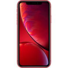 Smartphone Apple iPhone XR Vermelho 256GB iOS 12.0 MP
