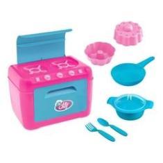 Imagem de Fogão De Brinquedo Le Chef Com Acessórios - Cozinha