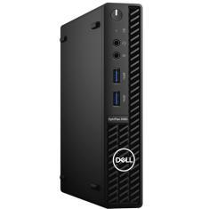 Mini PC Dell OptiPlex Micro 3080 Intel Pentium Gold G6400T 4 GB 500 Linux 3000