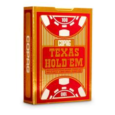 Baralho Texas Hold'Em (Copag)