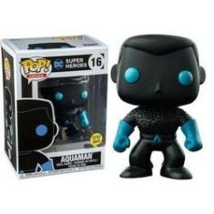 Imagem de Funko Pop DC Super Heroes Aquaman Silhouette Glow #16