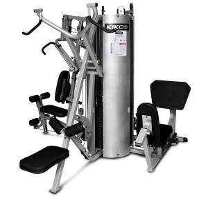 Estação de Musculação 50 Exercícios Kikos 518BK