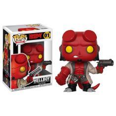 Imagem de Hellboy 01 - Hellboy - Funko Pop