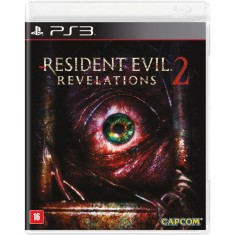 Jogo Resident Evil: Revelations 2 PlayStation 3 Capcom