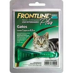 Medicamento Antipulgas E Carrapatos Para Gatos - Frontline Plus