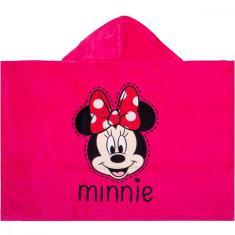 Imagem de Toalha Banho Infantil Capuz Minnie Disney
