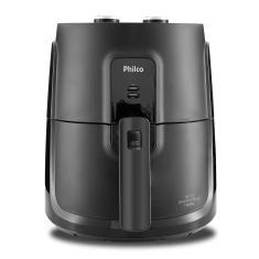 Fritadeira Elétrica Sem óleo Philco Gourmet Black PFR15P Capacidade 4l Timer