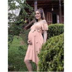 Imagem de Vestido Bia Cigana Curto Viscose