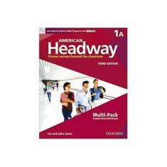 Imagem de American Headway 1 - Multi-Pack A - Student Book And Workbook - John Soars; Liz Soars - 9780194725712