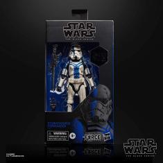 Imagem de Star Wars Gaming Greats The Force Unleashed Stormtrooper Commander Exclusive The Black Series Action Figure