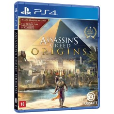 Jogo Assassin's Creed Origins PS4 Ubisoft