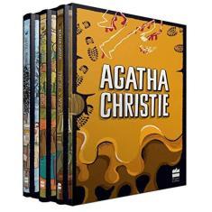 Coleção Agatha Christie Box 6 - Agatha Christie - 9788569809517