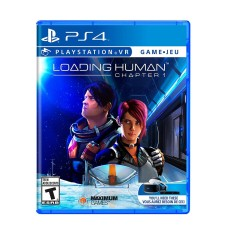 Jogo Loading Human Chapter 1 PS4 Maximum Games