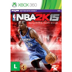 Jogo NBA 2K15 Xbox 360 2K