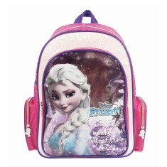 Mochila Escolar Dermiwil Disney Frozen Elsa G 30176