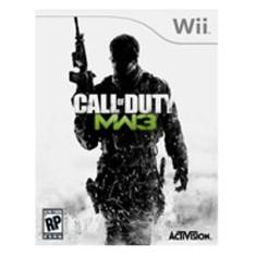 Jogo Call of Duty: Modern Warfare 3 (MW3) Wii Activision
