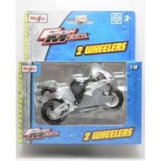 Imagem de Moto 2007 Honda CBR1000RR - 2 Wheelers - Fresh Metal - 1/18 - Maisto