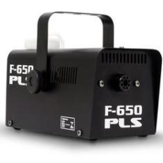 Imagem de Maquina de Fumaça F-650 400W com controle remoto M1  - PLS