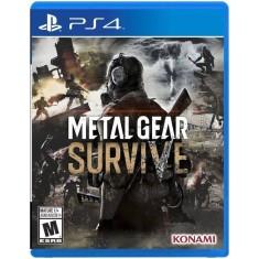 Imagem de Jogo Metal Gear Survive PS4 Konami