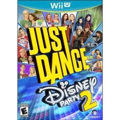 Jogo Just Dance: Disney Party 2 Wii U Ubisoft
