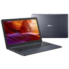 "Notebook Asus X543MA-GQ1300T Intel Celeron N4020 15,6"" 4GB HD 500 GB Windows 10 Wi-Fi Bluetooth"