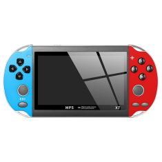 Imagem de 4.3 GBA Handheld Game Console X7 Video Game Player 300 Jogos Retro Grátis