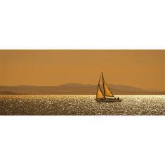Imagem de Quadro Decorativo Barco a Vela II InCasa Design - vários tamanhos (de 100 a 140 cm)