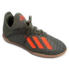 Imagem de Chuteira Futsal Juvenil Adidas X 19 3 IN