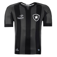 fb2e1f214e Camisa Botafogo II 2016 17 Torcedor Masculino Topper