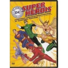 Imagem de Dvd Duplo Super Heróis - Aventuras Lendárias