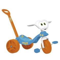 Imagem de Triciclo com Pedal Bandeirante Zootico