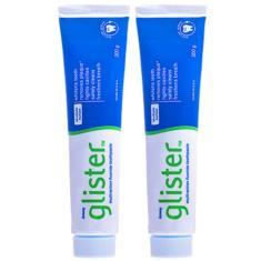Imagem de Glister Creme dental Amway 200 gramas (2 unidades)