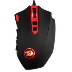 Imagem de Mouse Gamer Redragon Perdition 3 Black 12400DPI 18 Botões Programáveis 5 Memórias - M901-2