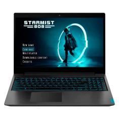 """Notebook Gamer Lenovo IdeaPad L340 Intel Core i5 9300H 15,6"""" 8GB HD 1 TB SSD 240 GB"""